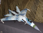 Su-27 Flanker Turbine Kit